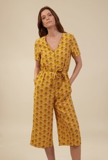 Orfeo - LMK Jumpsuit 'Marguerite' - Palm - Orfeo