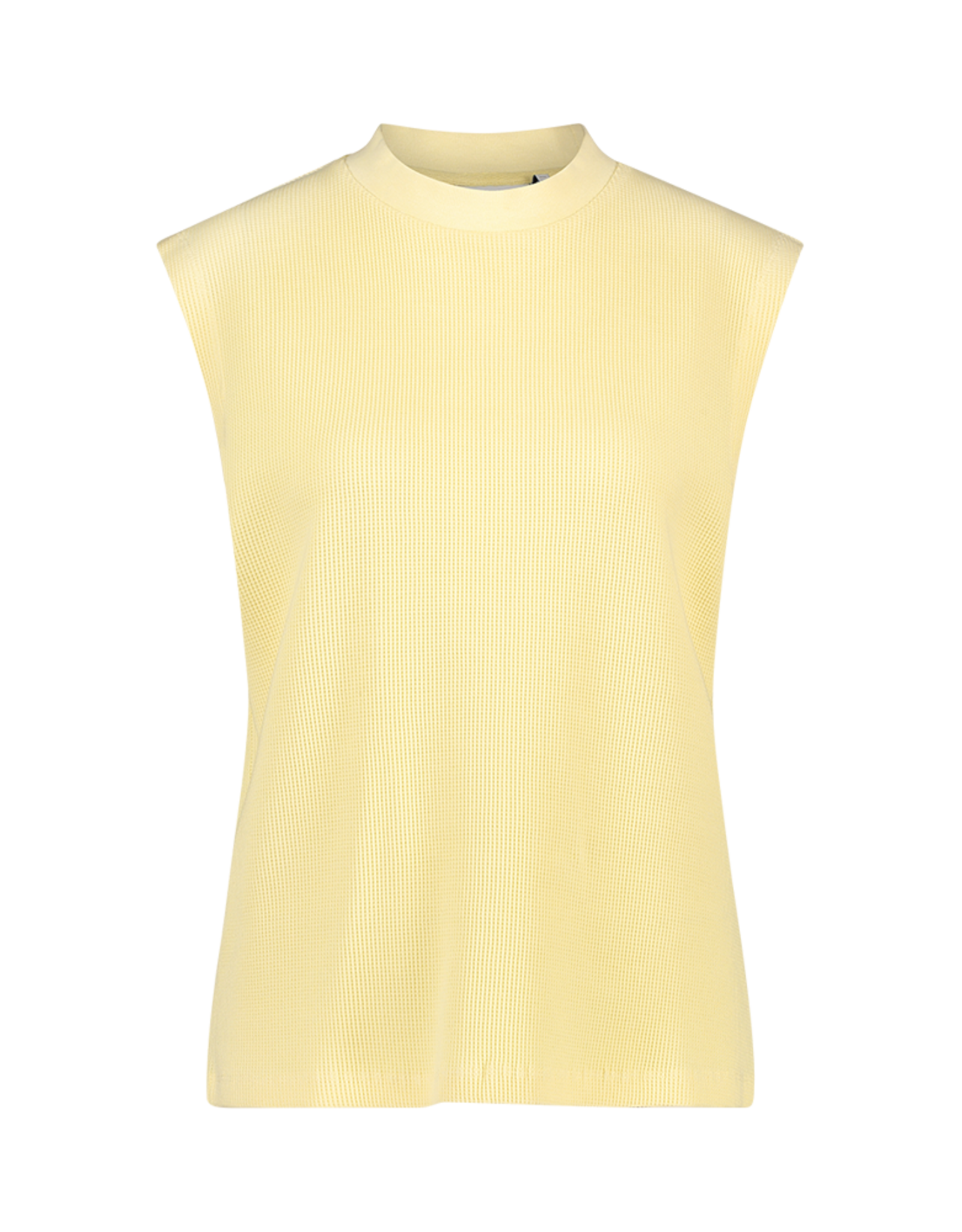 Another Label T-Shirt 'Hélénie' - Straw - Another Label