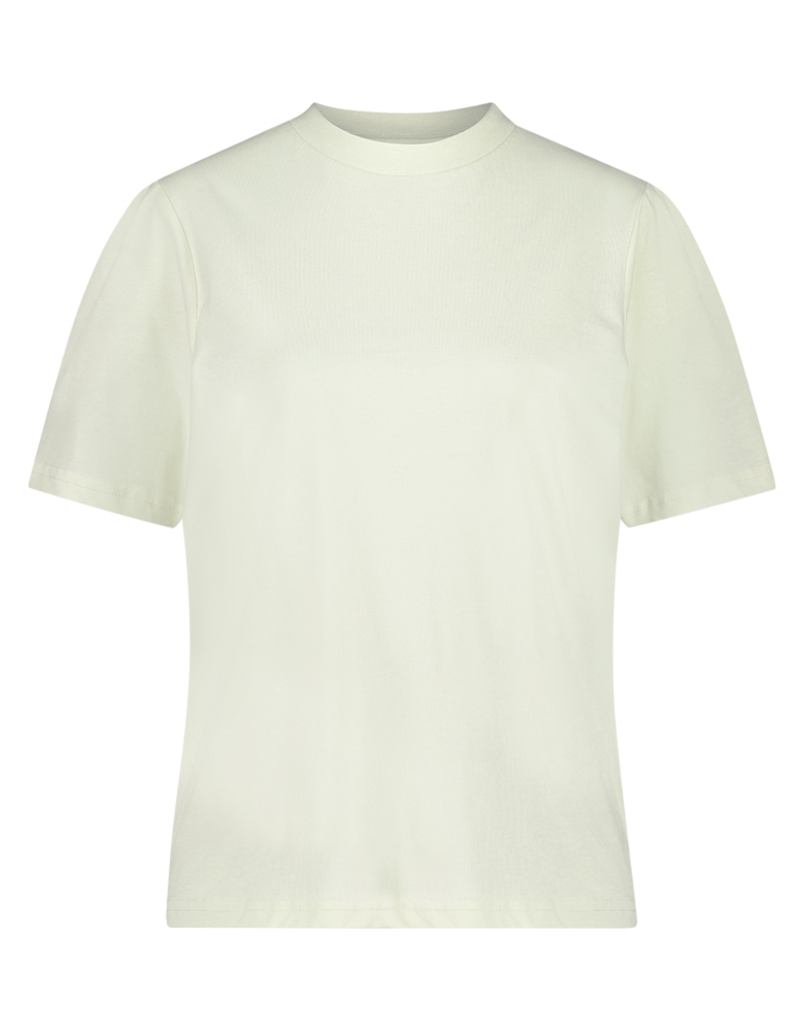 Another Label T-shirt 'Gaure' - Green Lily - Another Label
