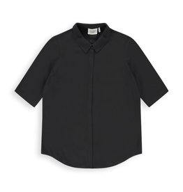 Another Label Blouse 'Bache' - Black - Another Label