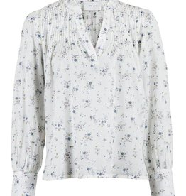 The Golden House Blouse 'Nellie' Flowers