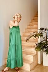 The Golden House Jurk 'Emma' - Groen