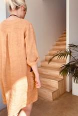 The Golden House Jurk 'Jane' - V198 - Taille Unique - Camel