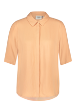 Another Label Blouse 'Bache' Dusted Peach - Another-Label