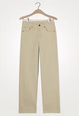 American Vintage Jeans 'Tineborow' Straight - Ecru - American Vintage