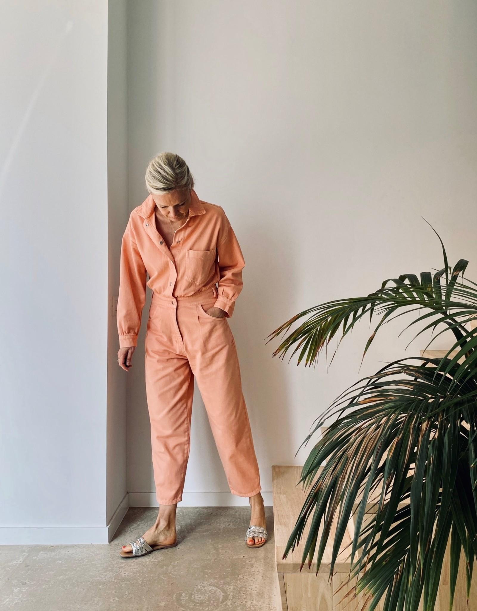 The Golden House Jumpsuit 'Billie' - Saumon