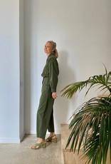 The Golden House Jumpsuit 'Billie' - Khaki
