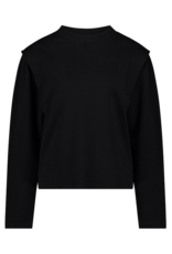 Another Label Sweater 'Kasuga' Black - Another-Label