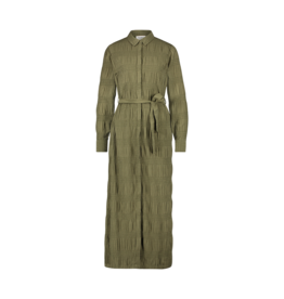 Another Label Jurk 'Adeleide' Ivy green - Another-Label