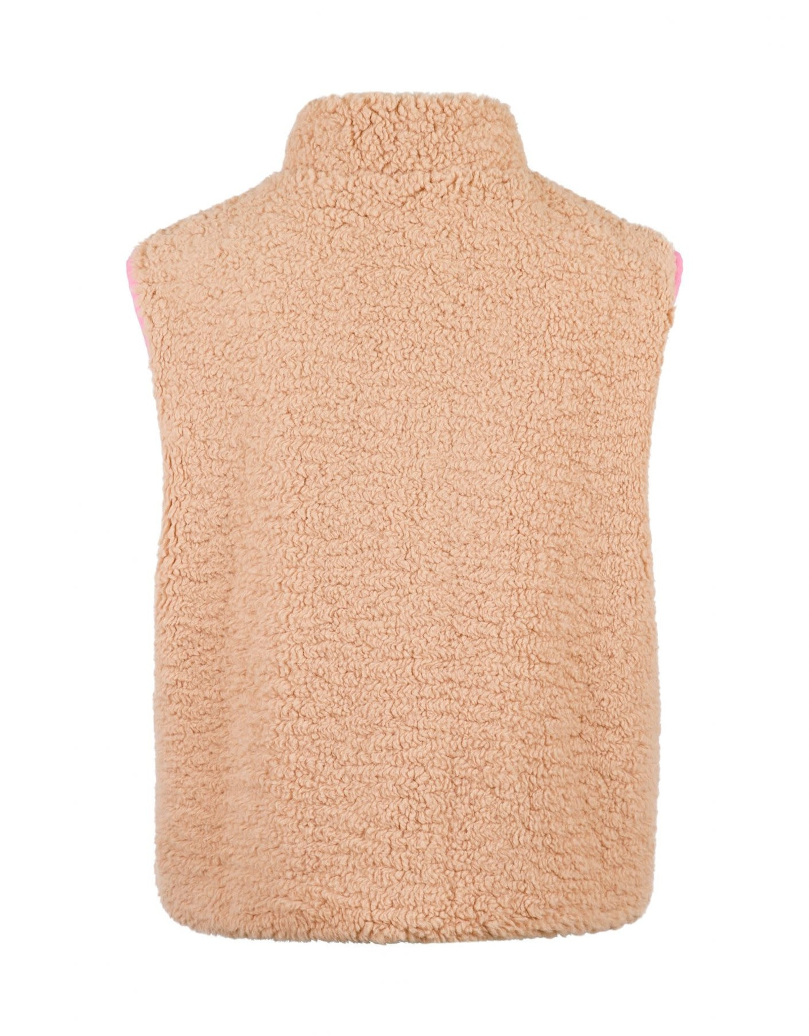 The Golden House Teddy Waistcoat 'Scout' - Pink