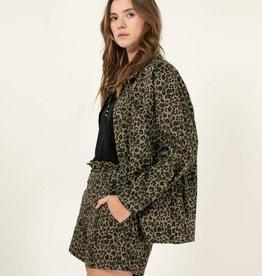 The Golden House Vest 'Bellevue' Leopard