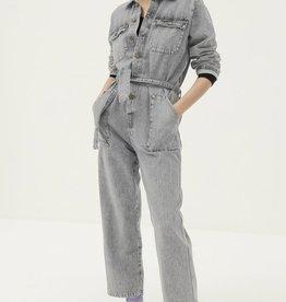 American Vintage Jumpsuit Tizanie - Grey - American Vintage