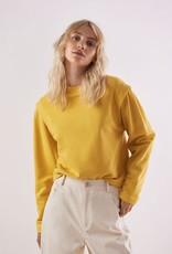 Another Label Sweater 'Kasuga' Jojoba yellow - Another-Label