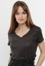 The Golden House T-Shirt 'Adelle' - Carbon