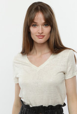 The Golden House T-Shirt 'Adelle' - Cream