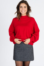 The Golden House Pull 'Felicity' - Red