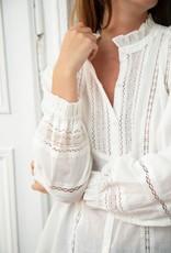 La Petite Etoile Blouse 'Abby' Ecru - LPE
