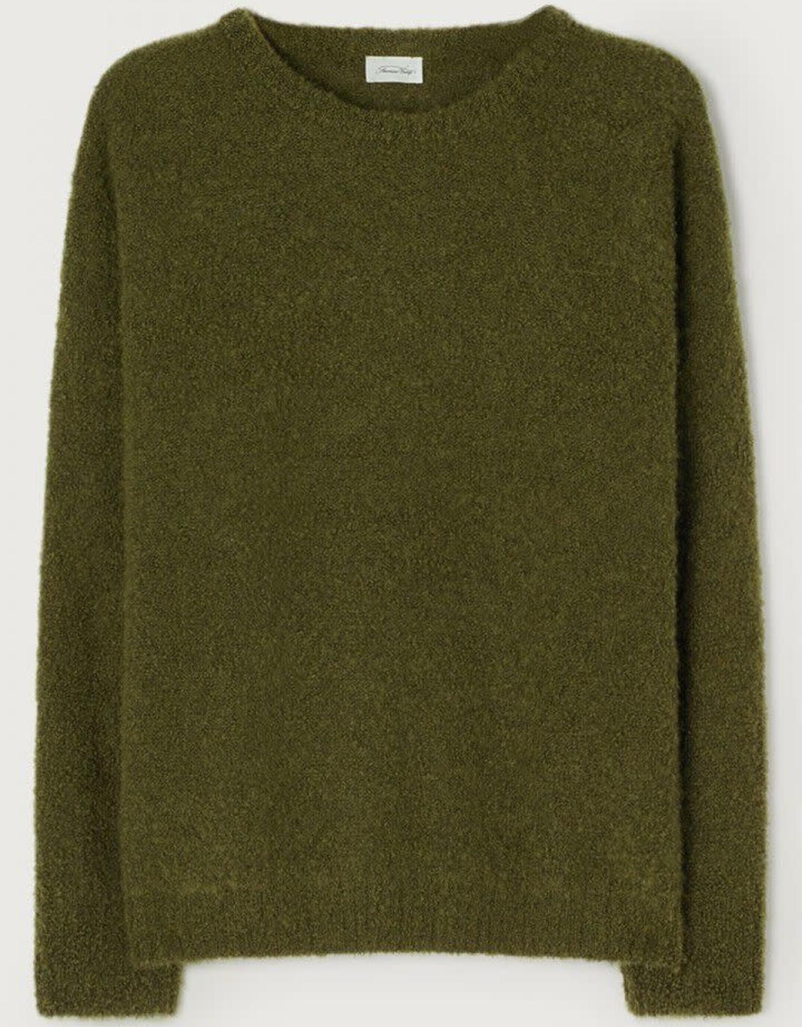 American Vintage Pull 'Verywood' - Camouflage - American Vintage