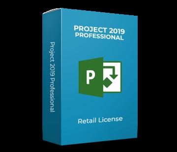 Microsoft Microsoft Project 2019 Profesional