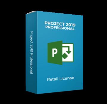 Microsoft Project 2016 y 2019 | Compra segura | Sin cuotas