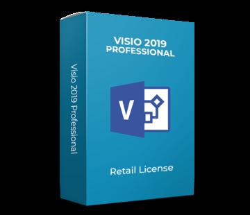 Microsoft Microsoft Visio 2019 Professional