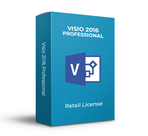 Microsoft Microsoft Visio 2016 Professional - Todos los idiomas
