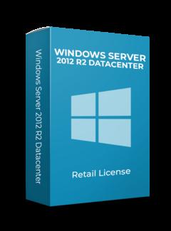 Microsoft Windows Server 2012 R2 Datacenter - 16 Cores - Inglés