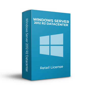 Microsoft Windows Server 2012 R2 Datacenter - 16 Cores - Inglés