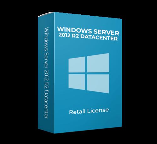 Microsoft Microsoft Windows Server 2012 R2 Datacenter - 16 Cores - Inglés