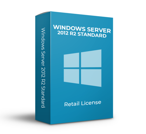 Microsoft Microsoft Windows Server 2012 R2 Standard - 16 Cores - Inglés