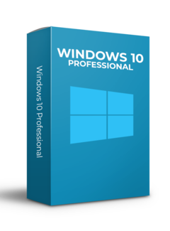 Microsoft Windows 10 Professional - OEM - 1 PC