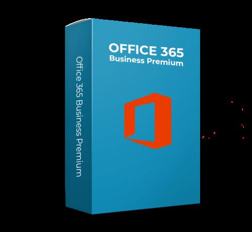 Microsoft Office 365 Business Premium (12 meses) - SKU: KLQ-00211