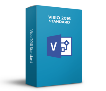 Microsoft Microsoft Visio 2016 - Standard