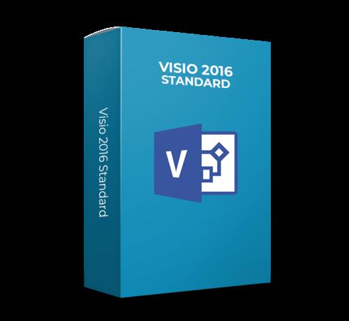 Microsoft Microsoft Visio 2016 Standard