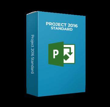 Microsoft Microsoft Project 2016 - Standard