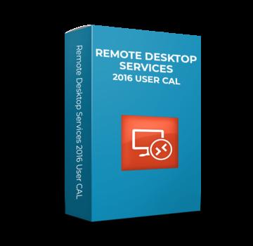 Microsoft Remote Desktop Services 2016 User CAL