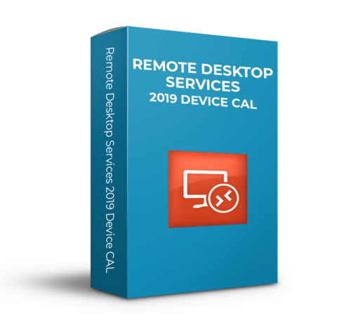 Microsoft Microsoft  Remote Desktop Services 2019 Device  CAL - SKU: 6VC-03747