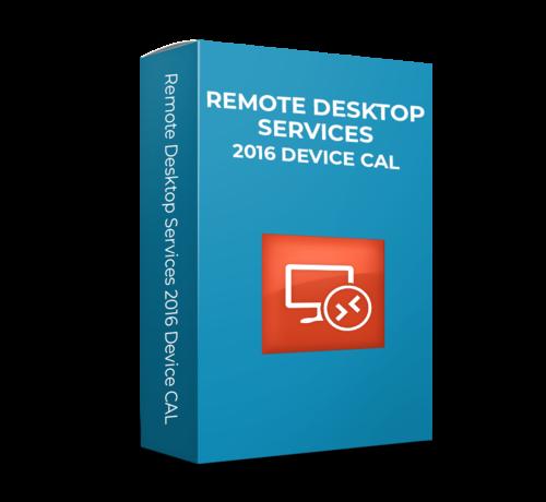 Microsoft Microsoft  Remote Desktop Services 2016 Device  CAL - SKU: 6VC-03222