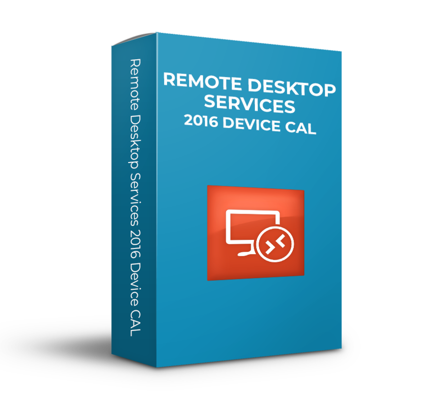 Microsoft  Remote Desktop Services 2016 Device  CAL - SKU: 6VC-03222