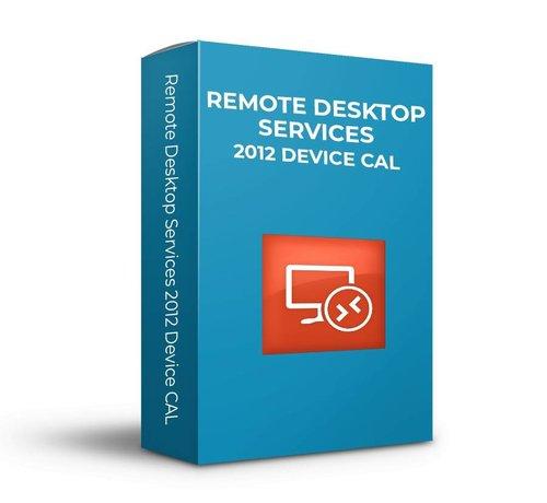 Microsoft Microsoft  Remote Desktop Services 2012 Device  CAL - SKU: 6VC-02071