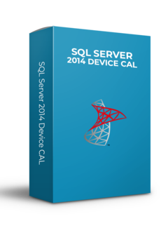 Microsoft SQL Server 2014 Device CAL