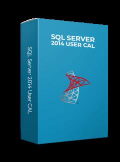 Microsoft SQL Server 2014 User CAL