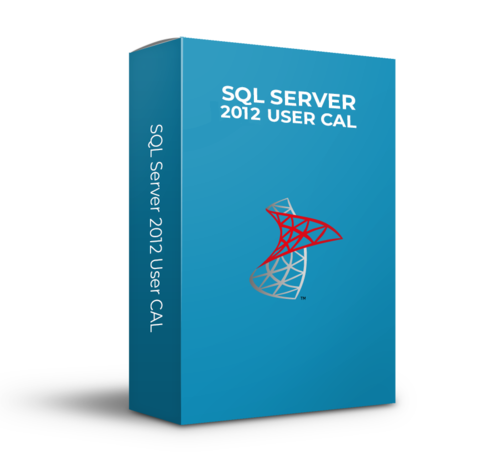 Microsoft Microsoft SQL Server 2012 User CAL