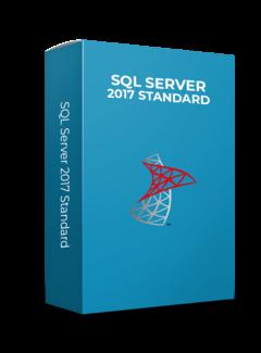 Microsoft SQL 2017 Standard