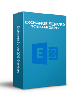 Microsoft Exchange Server 2013 - Standard
