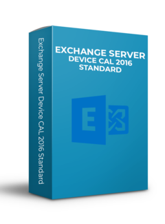 Microsoft Exchange Server Device CAL 2016 - Standard