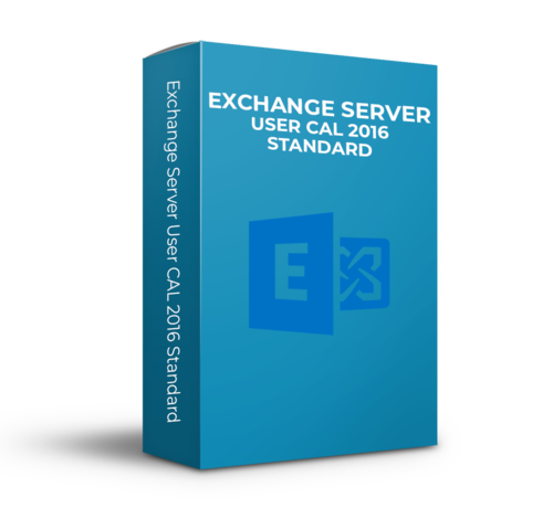 Microsoft Microsoft Exchange Server User CAL 2016 Standard