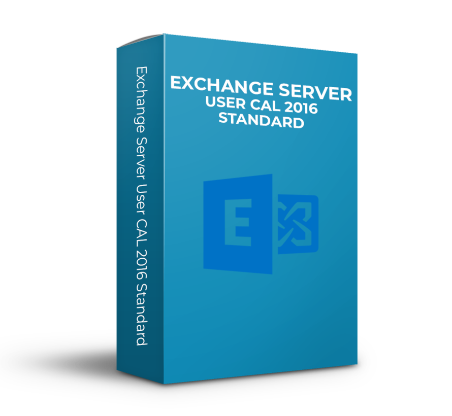 Microsoft Exchange Server User CAL 2016 Standard