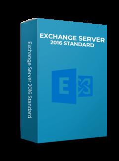 Microsoft Exchange Server 2016 - Standard
