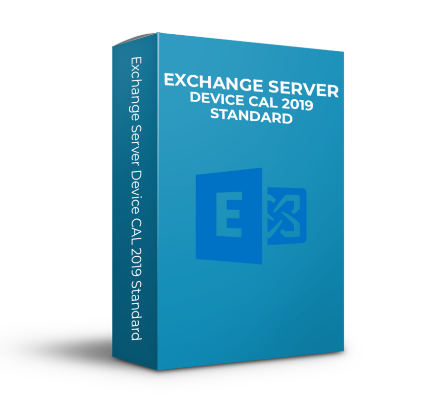 Microsoft Exchange Server Device CAL 2019 Standard
